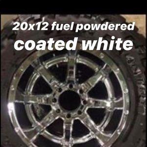 20x12 fuel wheels with 37x13.50 toyos